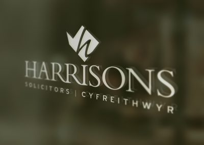 Harrisons-Solicitors-branding-signage