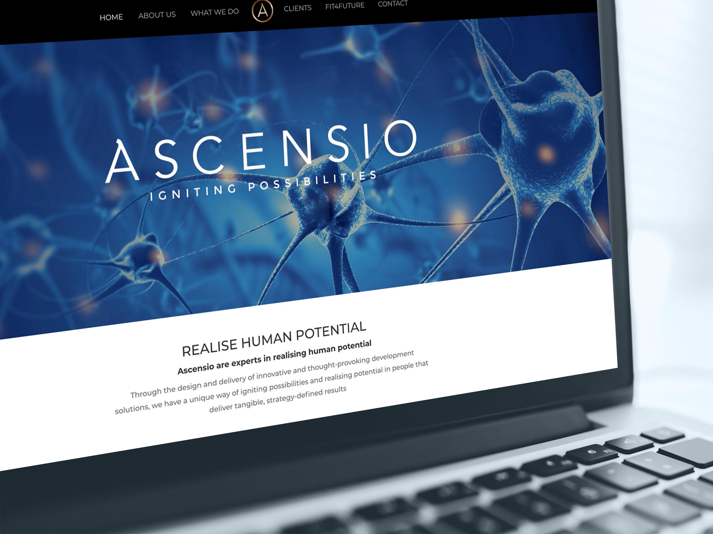 Ascensio website