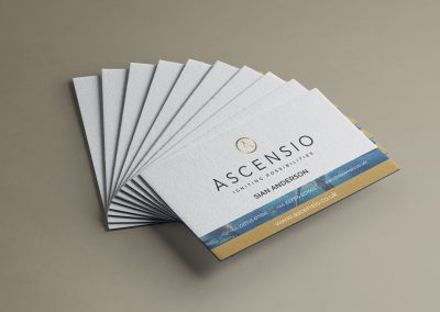 Ascensio-business-cards