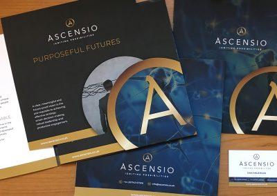 Ascensio-printing