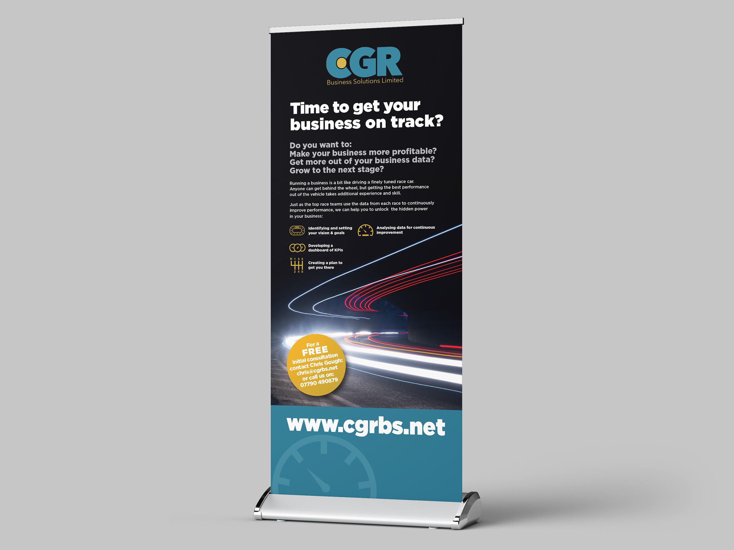 CGR banner