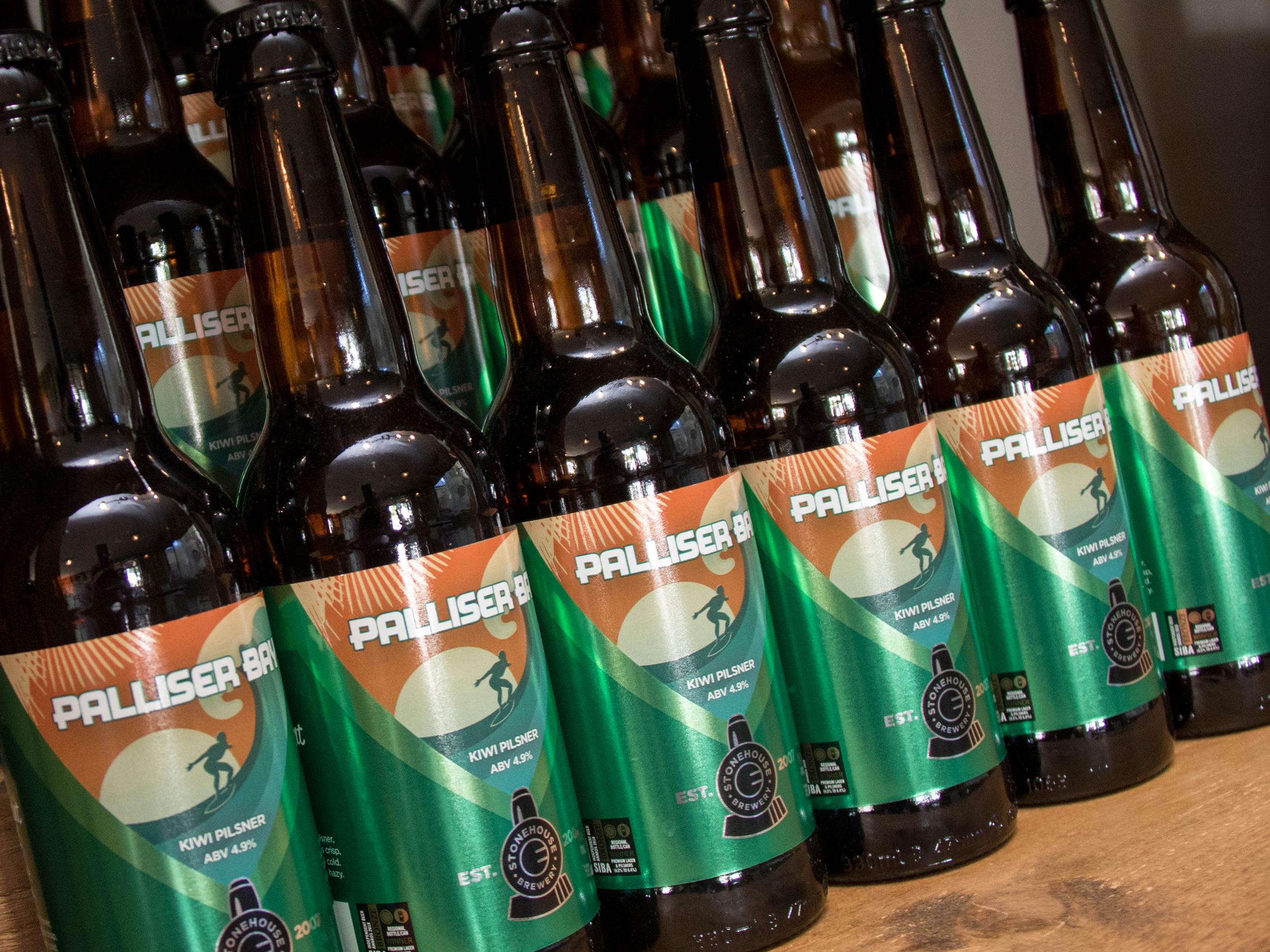 Palliser Bay bottles