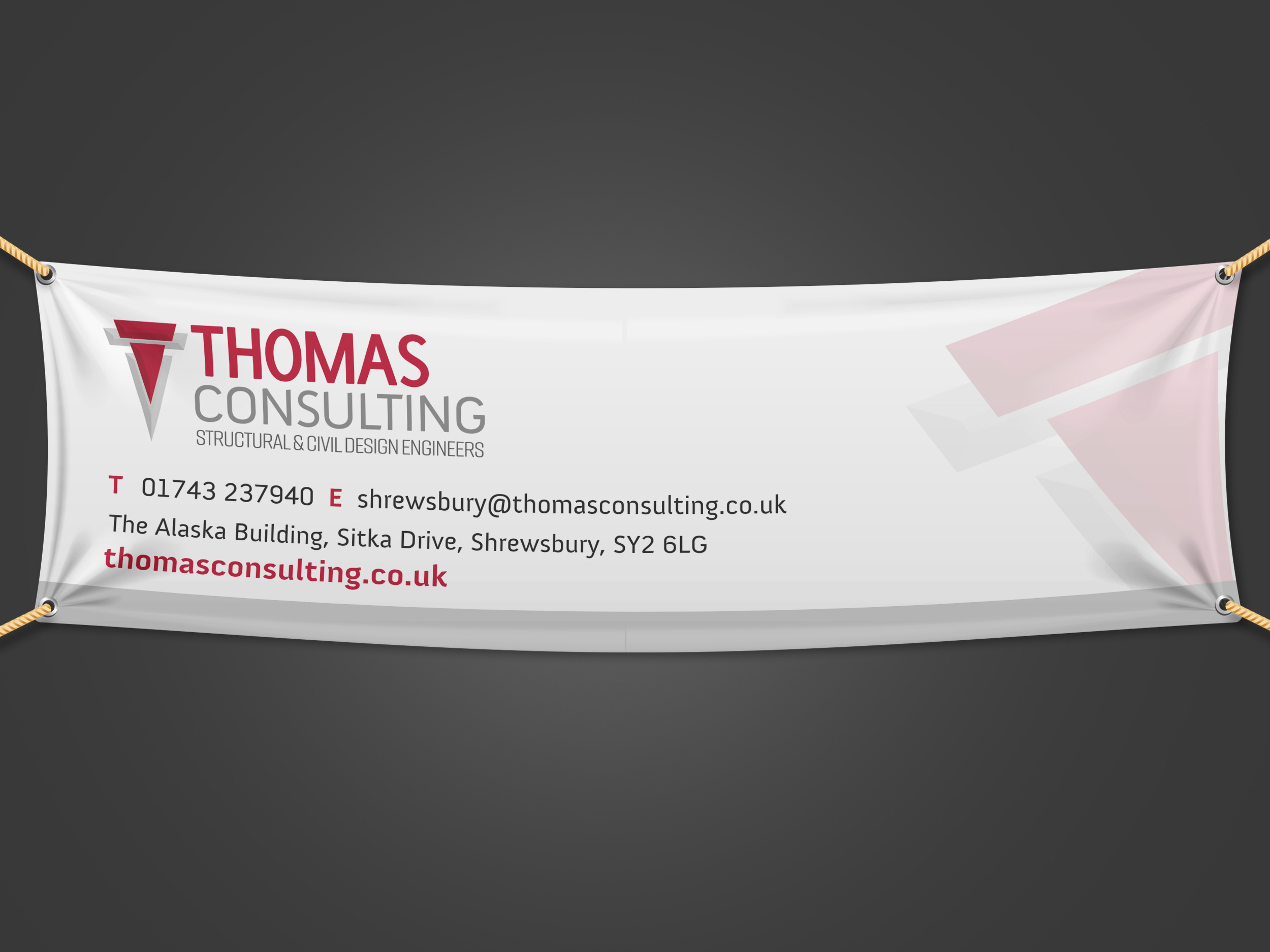 Thomas Consulting banner