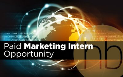We are looking for a Marketing Intern!